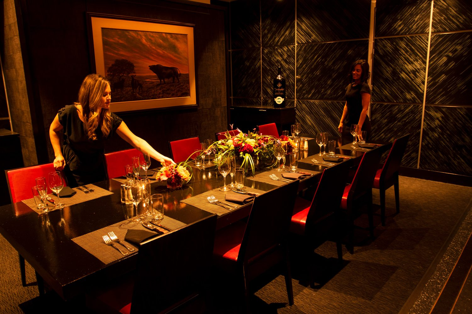 Private Dining Manny S Steakhouse